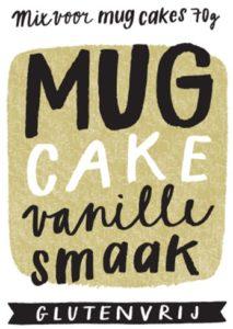 gluten-free mug cake